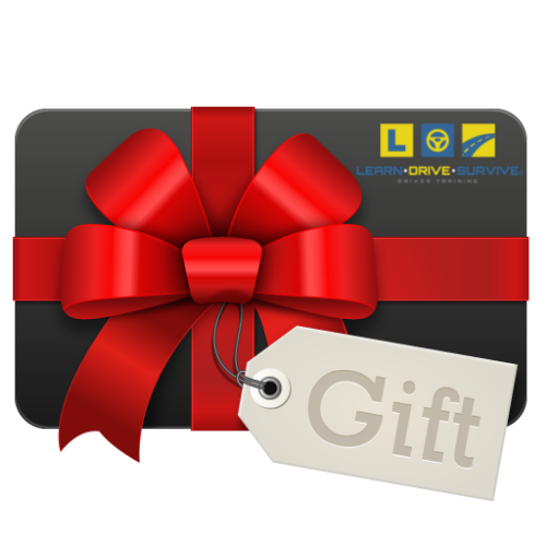 Safer Drivers Course Gift Voucher