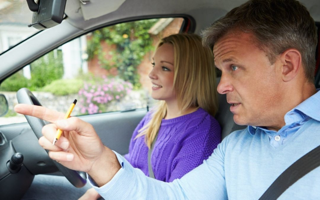 How Do I Find A Good Driving Instructor?