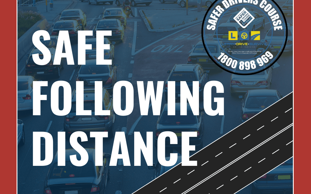 What is a Safe Following Distance